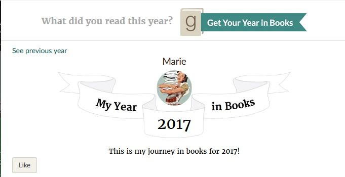 2017 My Books